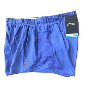 ASICS Women's Motion Dry Running Reflective Shorts